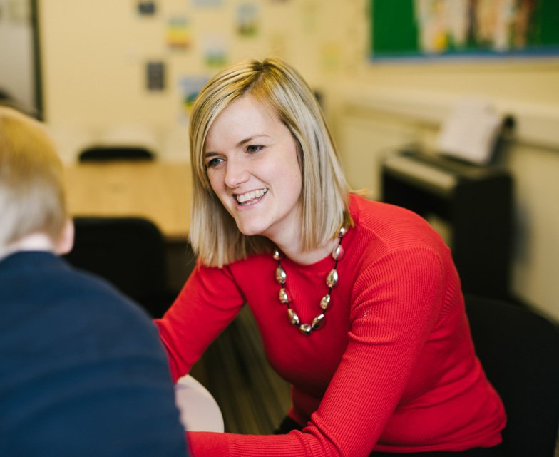 Kathryn, one of the founders and tutors at Grow Tuition